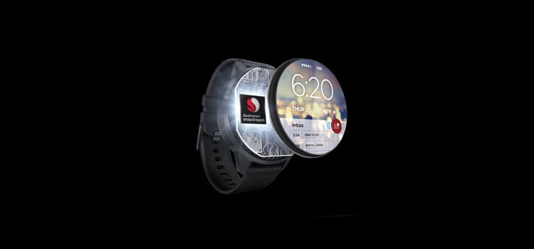 Qualcomm представила платформу Snapdragon Wear 3100 для «умных часов»