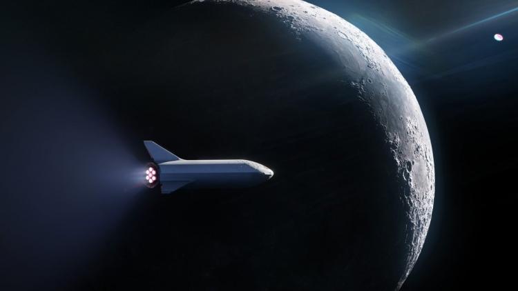 SpaceX сообщила, что первым лунным туристом станет Юсаку Маэдзава