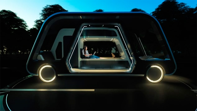 Самоуправляемый отель на колёсах: путешествуй не выходя из номера