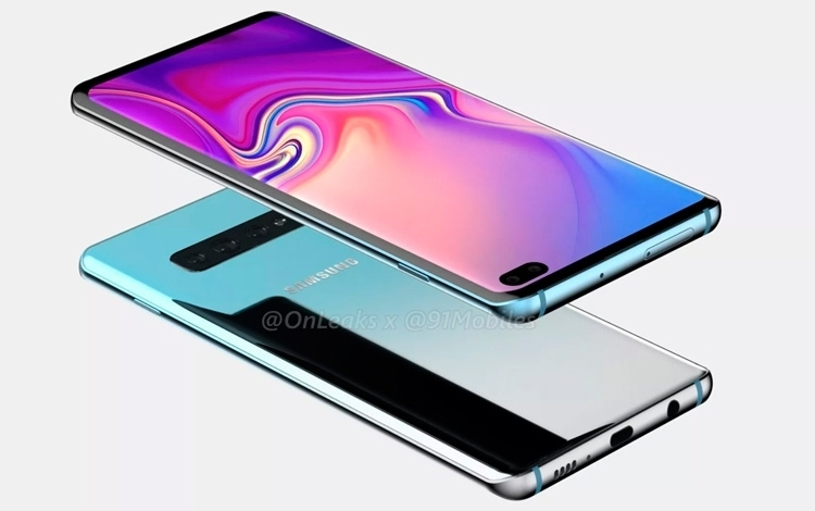 Samsung Galaxy S10+ выйдет в версии с 12 Гбайт ОЗУ и керамическим корпусом повышенной прочности