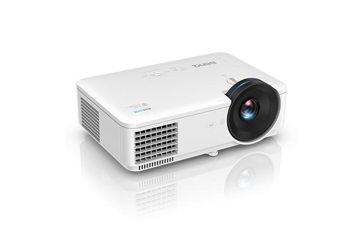 Лазерные проекторы BenQ LH720, LW720 и LX720 для корпоративных презентаций