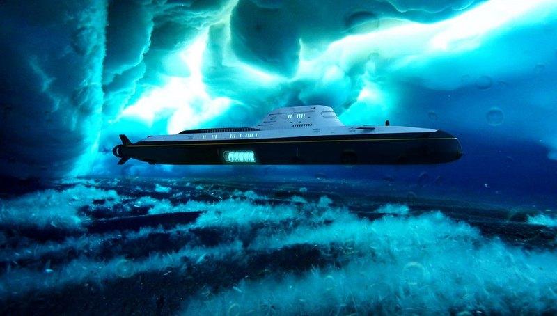 Яхтам на зависть: субмарины выходного дня