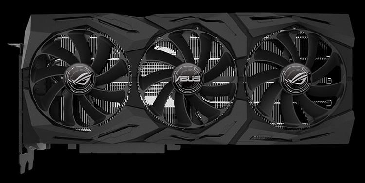 ASUS расширила ассортимент видеокарт GeForce RTX 2080/2080 Ti до 10 моделей