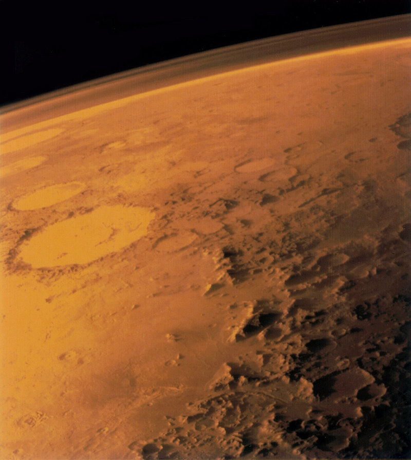 Полет к Марсу сократит человеку жизнь на 2,5 года