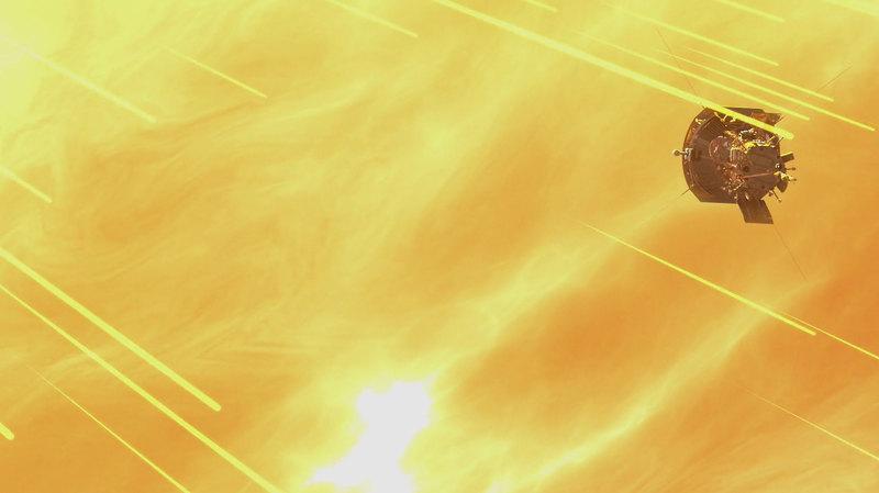 Получен снимок атмосферы Солнца с рекордно близкого расстояния
