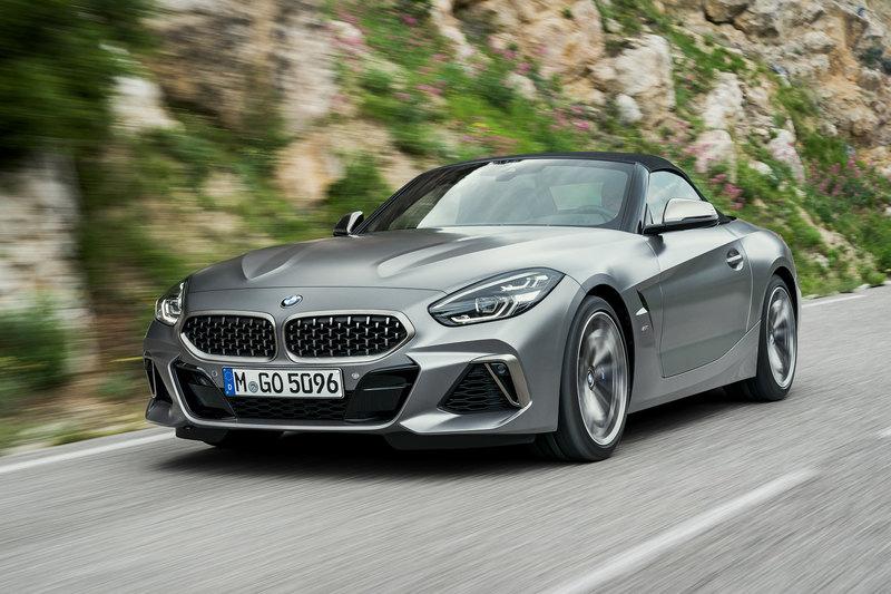Новый BMW Z4: раскрыта вся информация