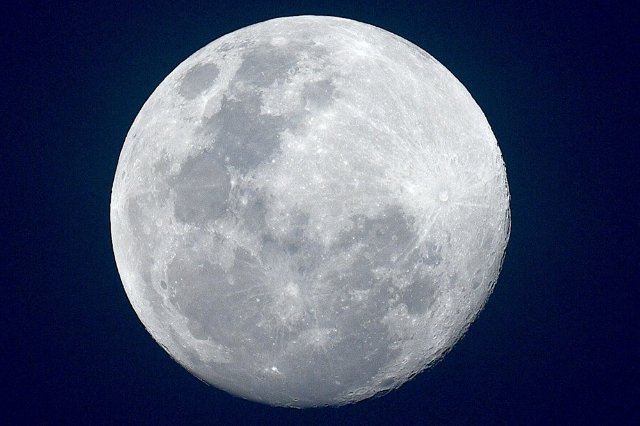 О Луне: данные на симпозиуме