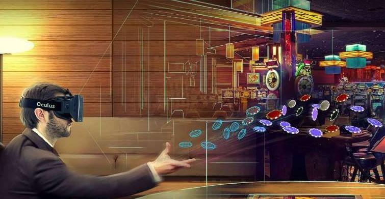 Виртуальное казино – новый виток развития классических азартных игр