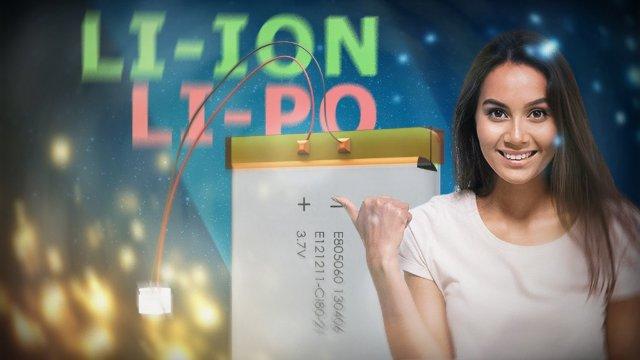 Li-all-poly батареи могут изменить рынок