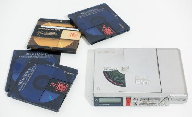 Минидиск - цифровой дисковый носитель