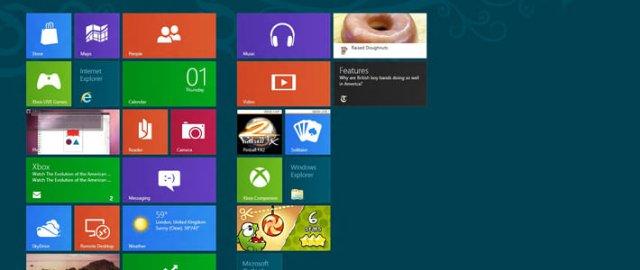 Отказ Microsoft от кнопки Пуск
