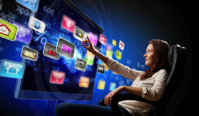 Интернет телевидение набирает популярность