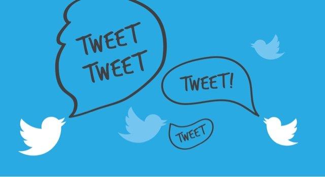 Птичка Твиттер на вашем сайте
