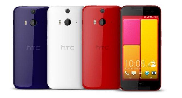 "HTC Butterfly 2 получит знакомую ""начинку""?"