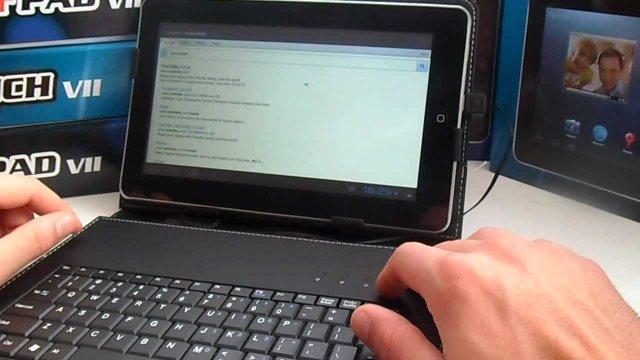 Обзор планшета SuperPAD VIII