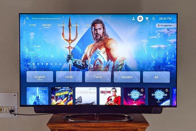 OnePlus готовит к выходу новый смарт-телевизор OnePlus TV