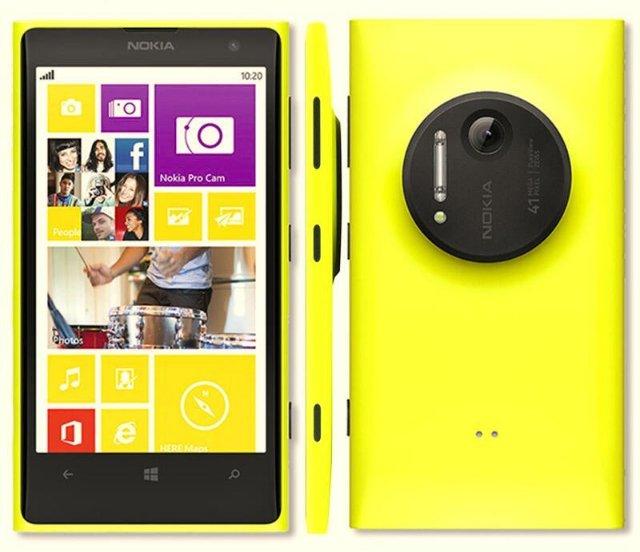Nokia Lumia 1020 дебютирует в Великобритании в сентябре