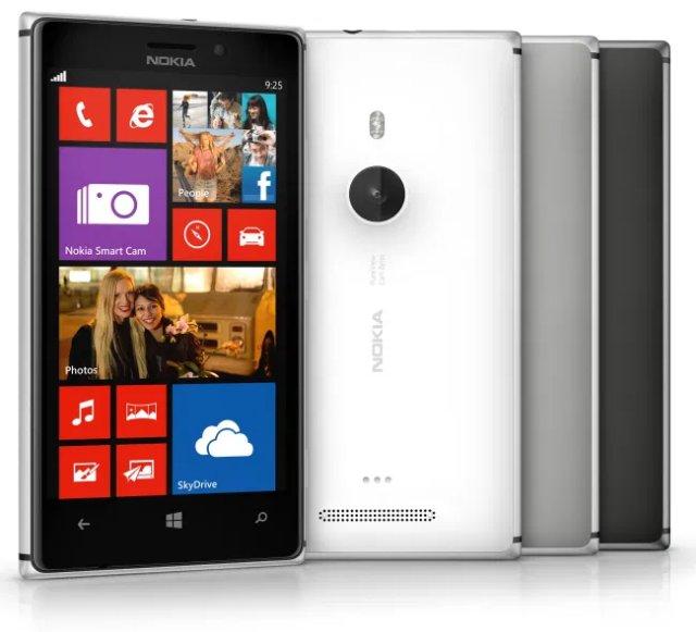 Видеосъемка на Nokia Lumia 925