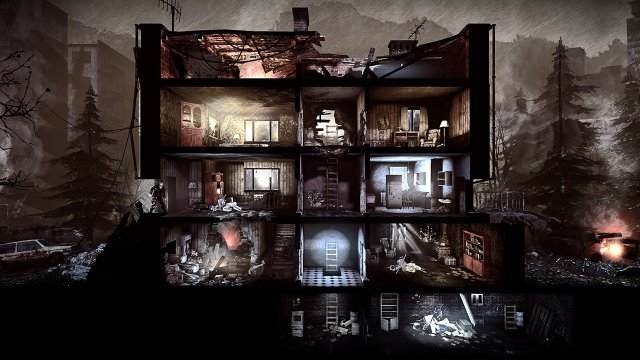 Игра This War of Mine для Андроид