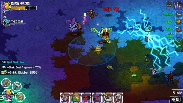 Игра Crashlands для Андроид