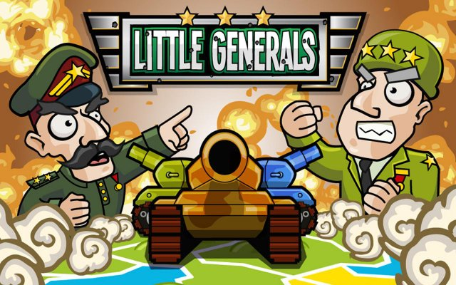 Обзор игры Little Generals для Android