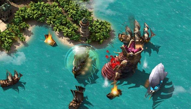 Обзор игры Pirate Storm