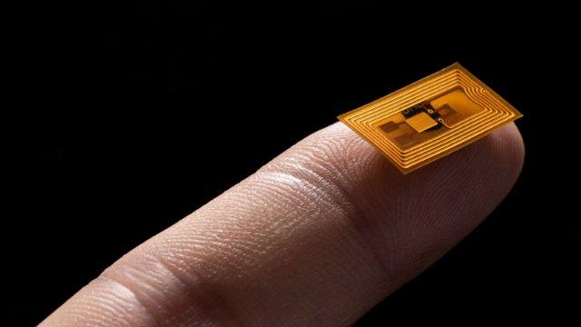 Что такое NFC чип