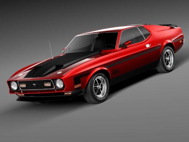 Возрожденное имя Mach1 будет присвоено Ford Mustang