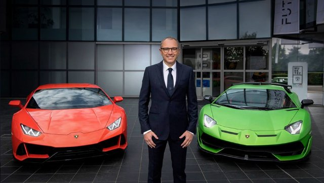 60 лет Lamborghini