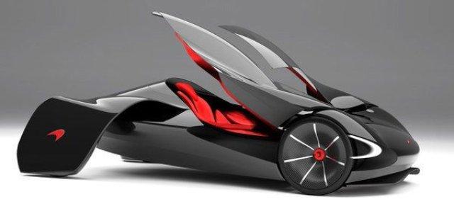 Назад в будущее с «McLaren JetSet»