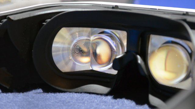 Прототип VR шлема от Panasonic: всё только на словах?