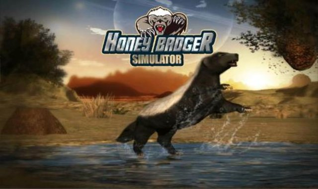 Игра для Андроид The Honey Badger