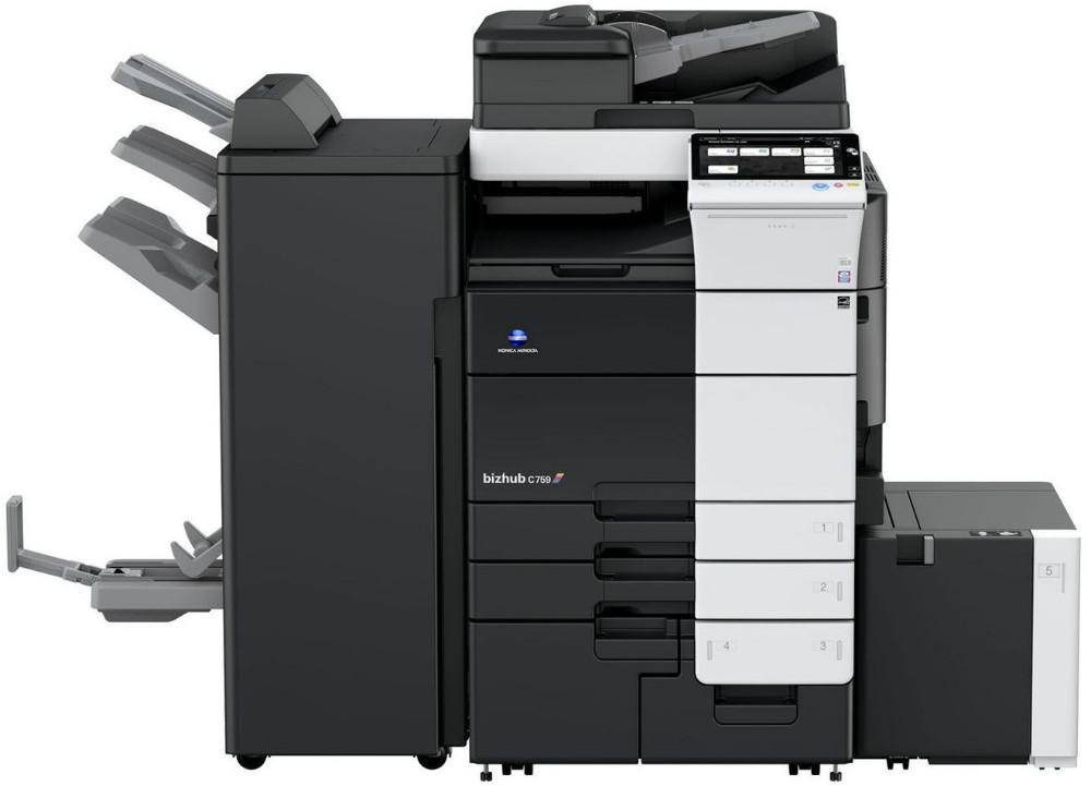 Полноцветный принтер МФУ Konica Minolta