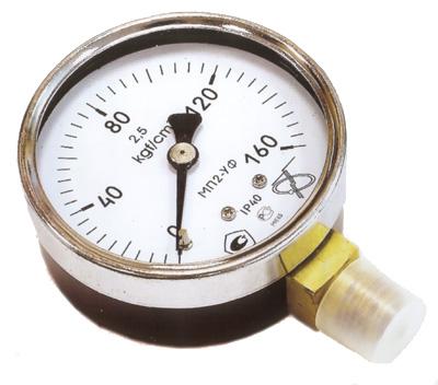 Как измерять давление пара и разреженного газа
