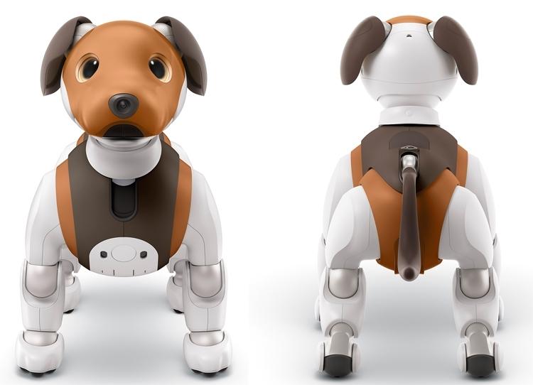 Новая игрушка расширит способности робота-собаки Sony Aibo