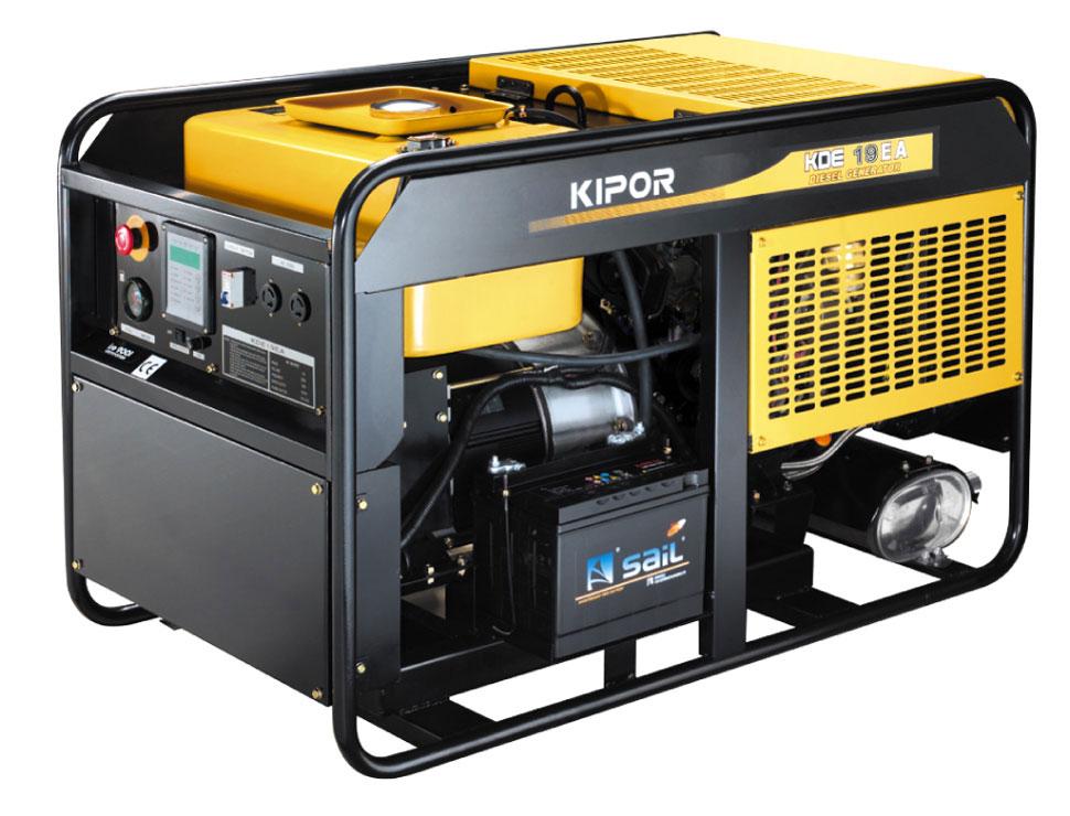 Какой двигатель для дизельного генератора лучше