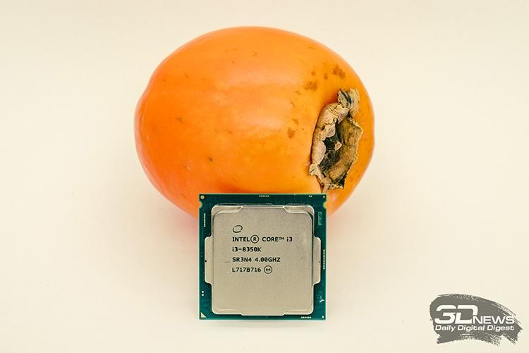 Core i3-9350K замечен в компании старших CPU Coffee Lake Refresh