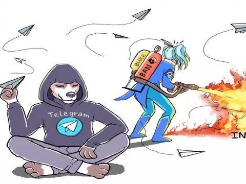 Это вам за Telegram: Хакеры по ошибке взломали сайт Росприроднадзора