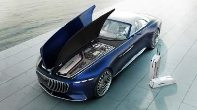 Mercedes-Benz представил новый Maybach