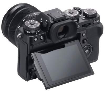 Камера Fujifilm X-T3 снимает видео в 4К 60 к/сек