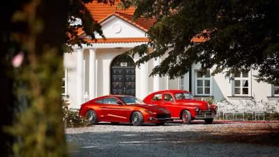 Поляки переделали Ford Mustang в клон Победы