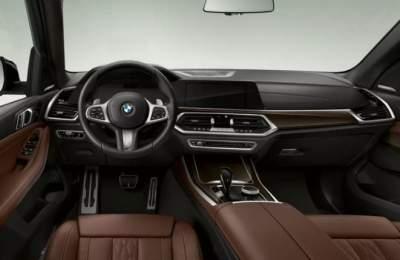 BMW представила гибридную версию модели X5