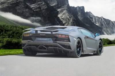 Тюнер представил «разукрашенный» Lamborghini Aventador S