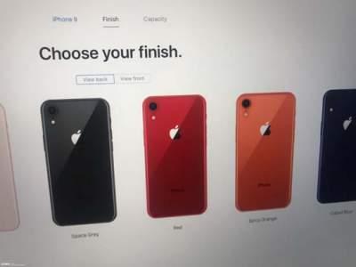 На сайте Apple появилась страница iPhone 9