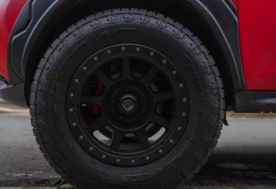 Nissan Juke превратили во «внедорожник»
