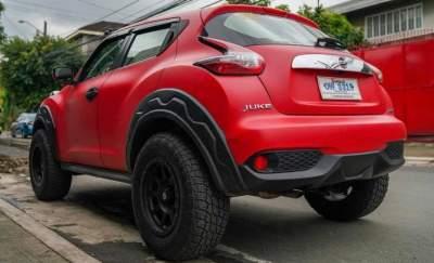 На Филлипинах показали внедорожный тюнинг популярного Nissan