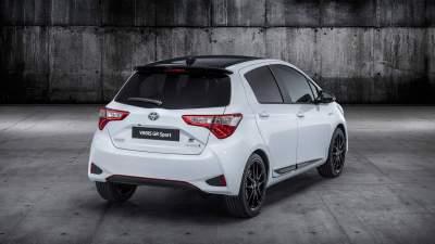 Toyota выпустила новый спортивный хетчбек