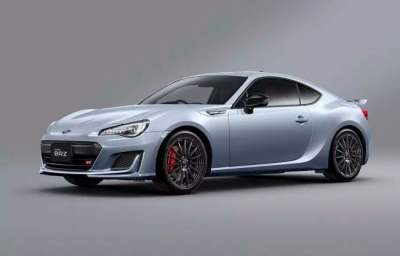 Subaru модернизировала спорткупе BRZ