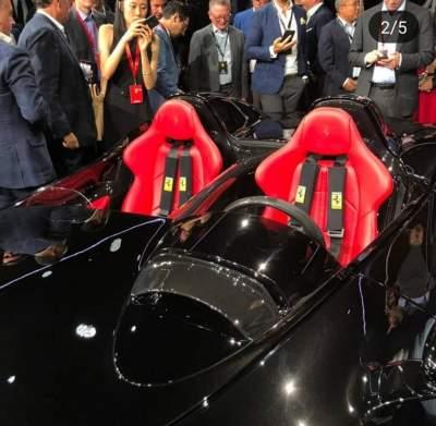 Ferrari представила две новые модели
