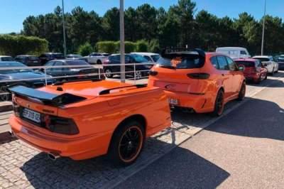 В Сети показали самый странный тюнинг Subaru